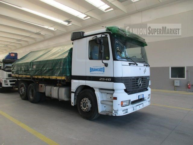 Mercedes-Benz ACTROS 2546 used 2003