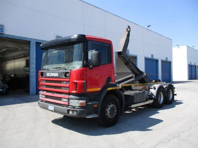 Scania P114L380 #Used