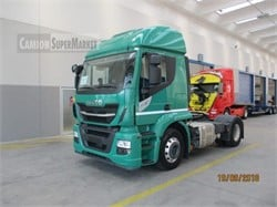Iveco Stralis 460  used