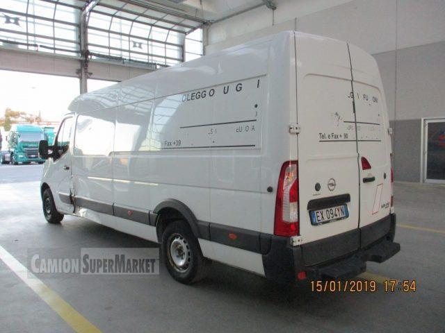 Opel MOVANO Uzywany 2015 Piemonte