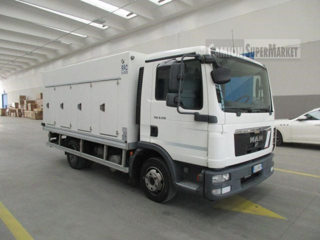MAN TGL8.150 used 2010