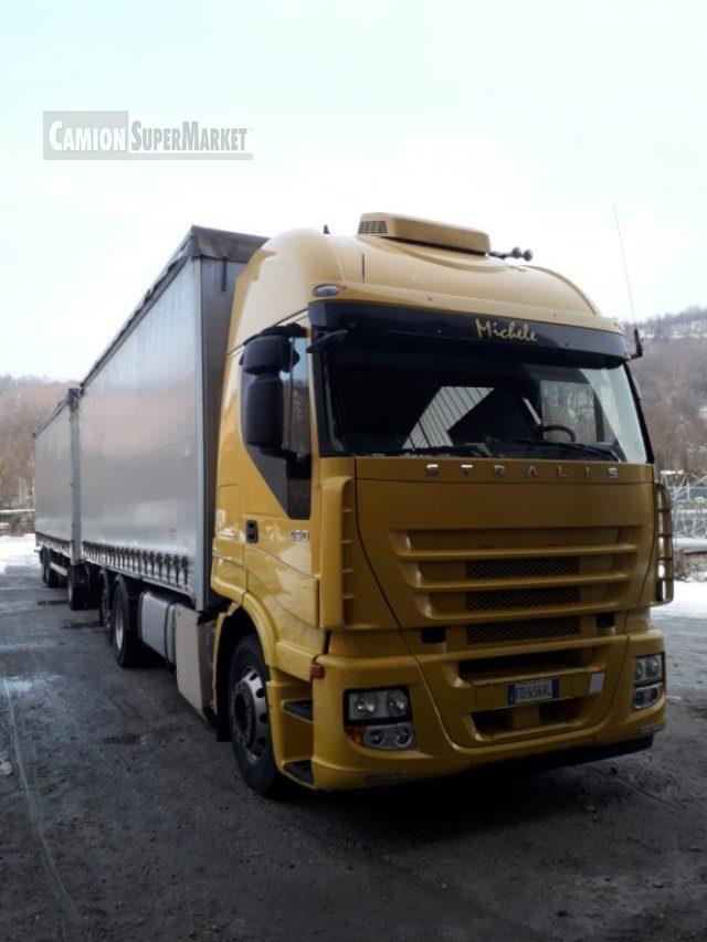 Iveco STRALIS 450 Usato 2012 Piemonte