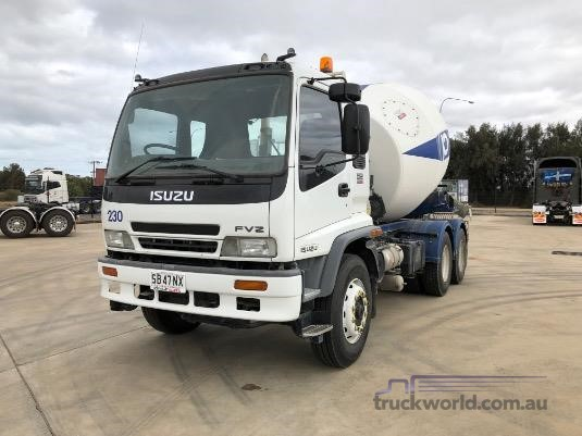 2004 Isuzu FVZ 1400 Adelaide Truck Sales - Trucks for Sale