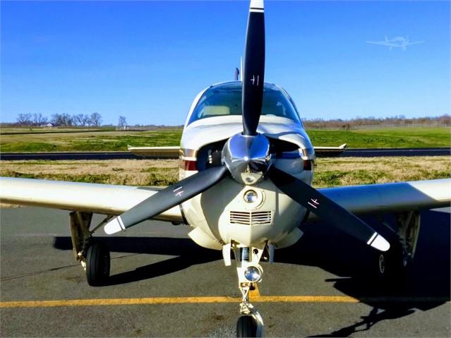 1982 BEECHCRAFT F33A BONANZA For Sale In Vicksburg, Mississippi