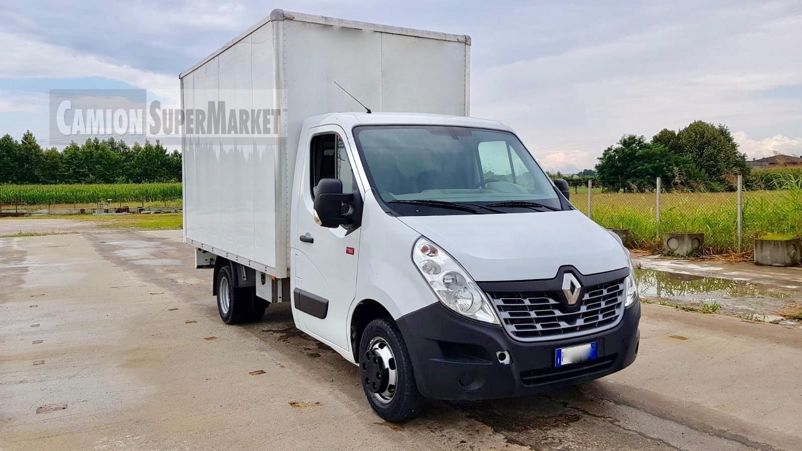 Renault MASTER 140 Uzywany 2016 Veneto