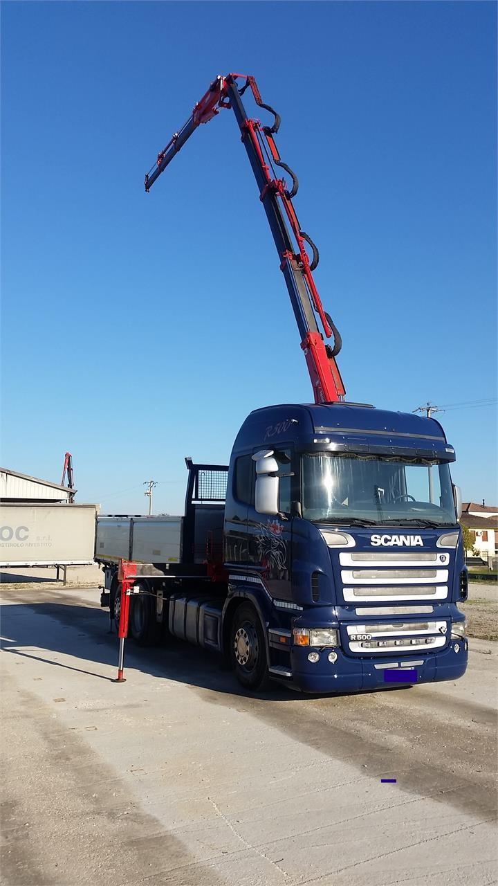 Scania R500 Usato 2005 Veneto