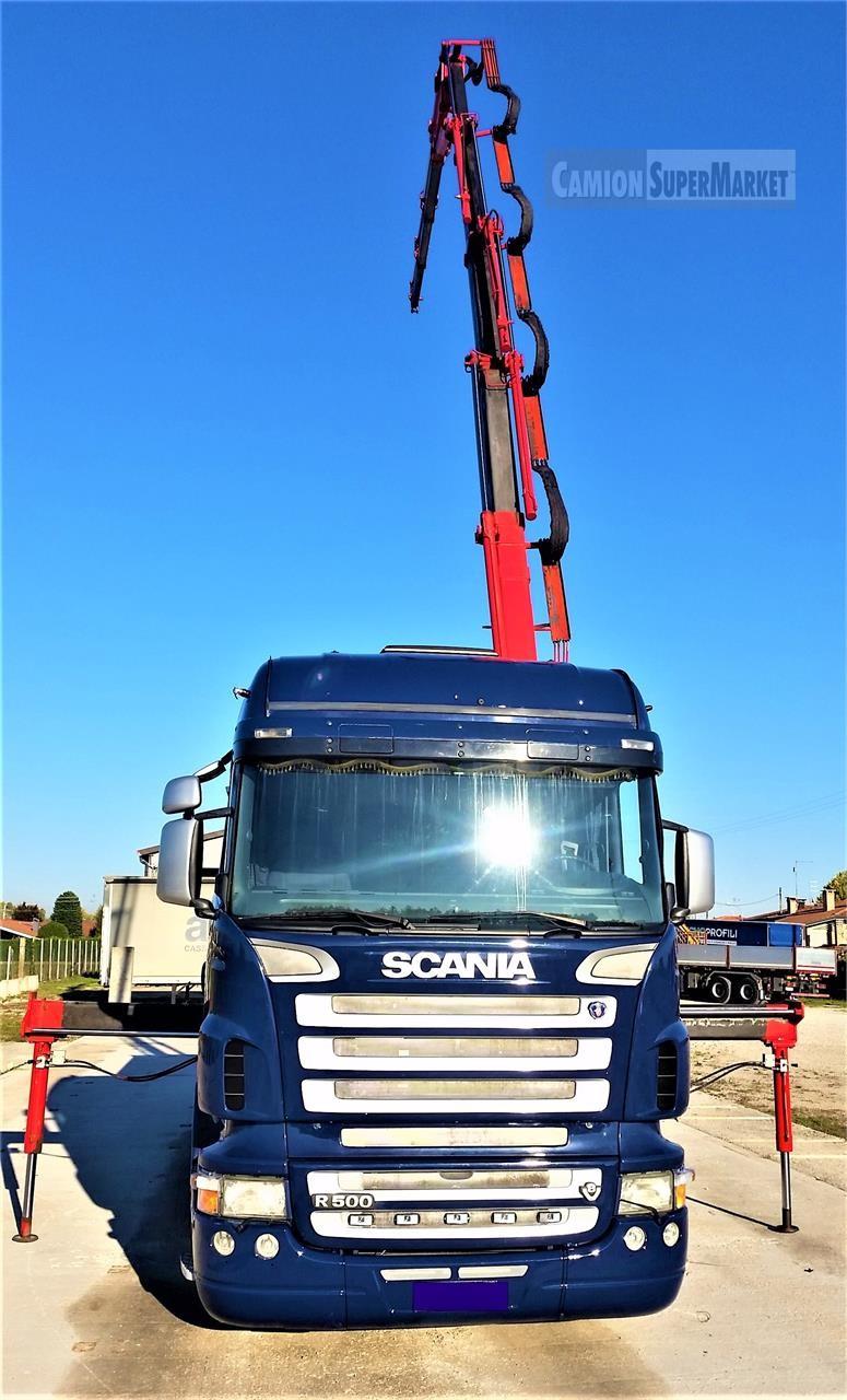Scania R500 used 2006