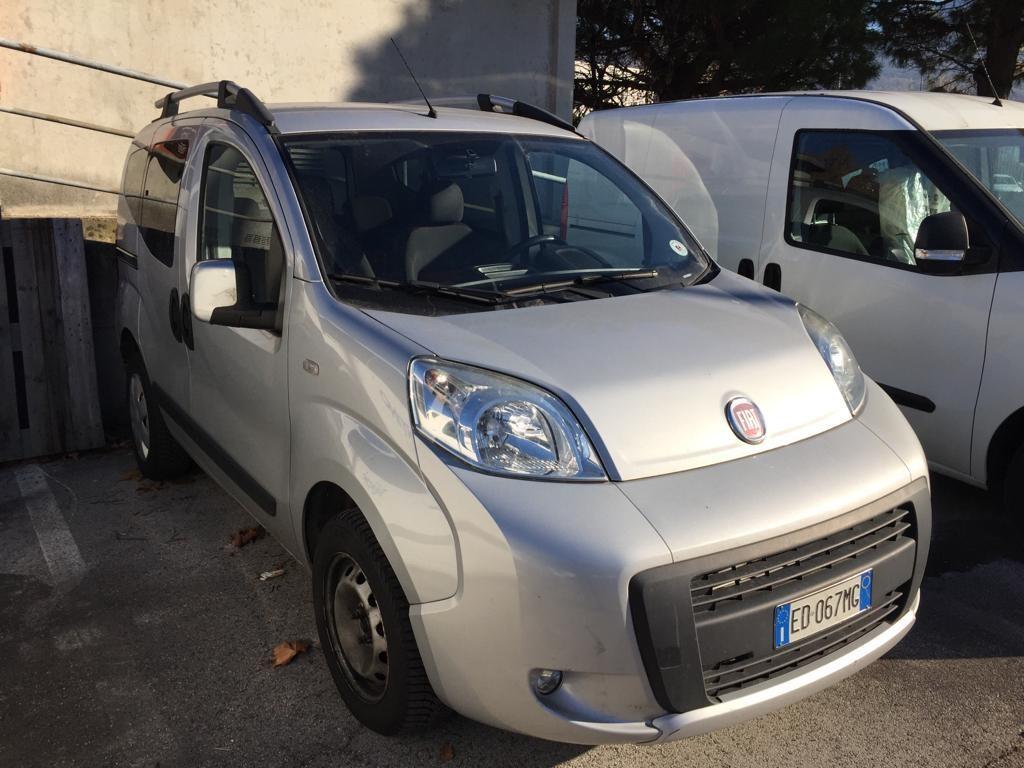 Fiat QUBO Usagé