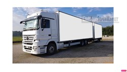 Mercedes-benz Actros 2555  used