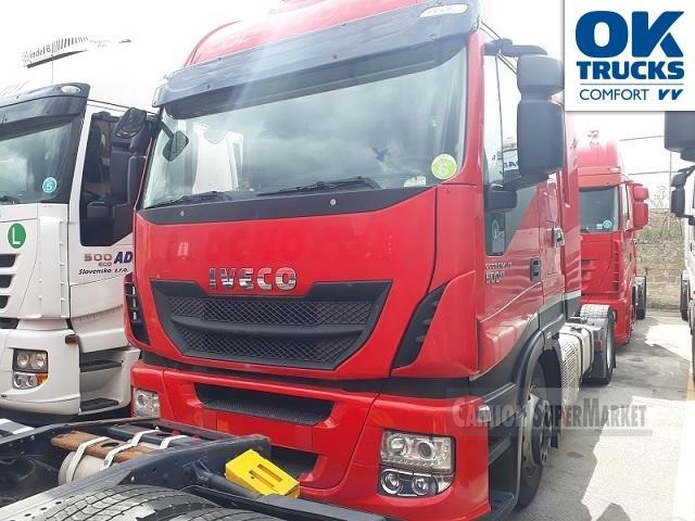 Iveco STRALIS 500 Second-hand