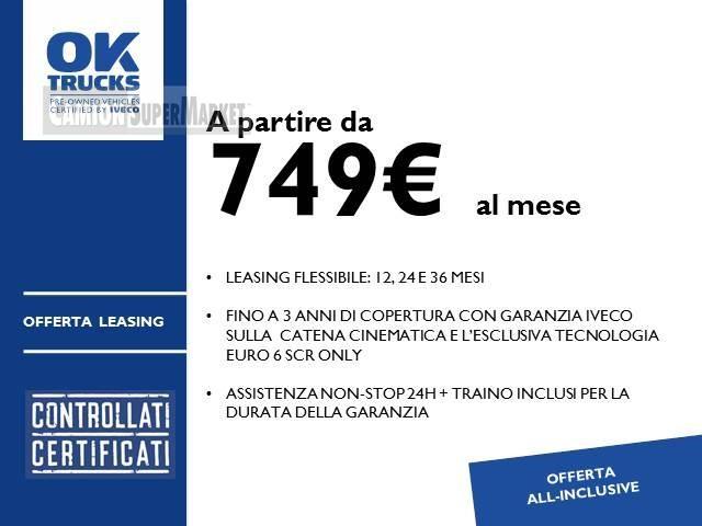 Iveco STRALIS 460 Usato 2013 Puglia
