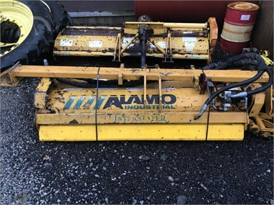 ALAMO Stalk Choppers/Flail Mowers Auction Results - 8