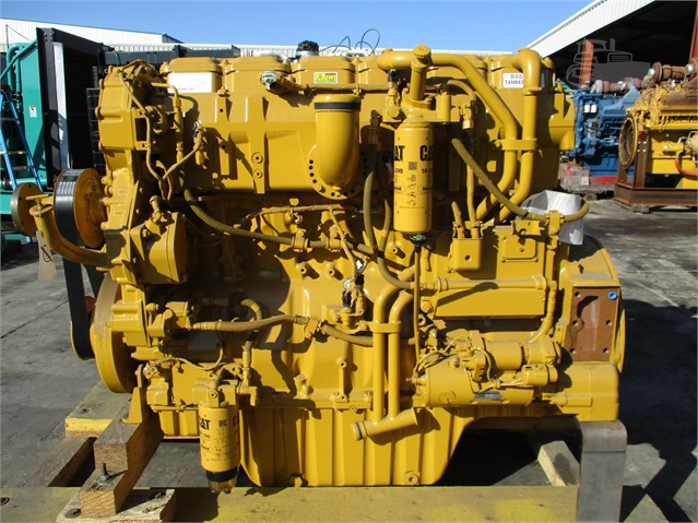 2013 CAT C18 Engine For Sale In Fort Worth, Texas
