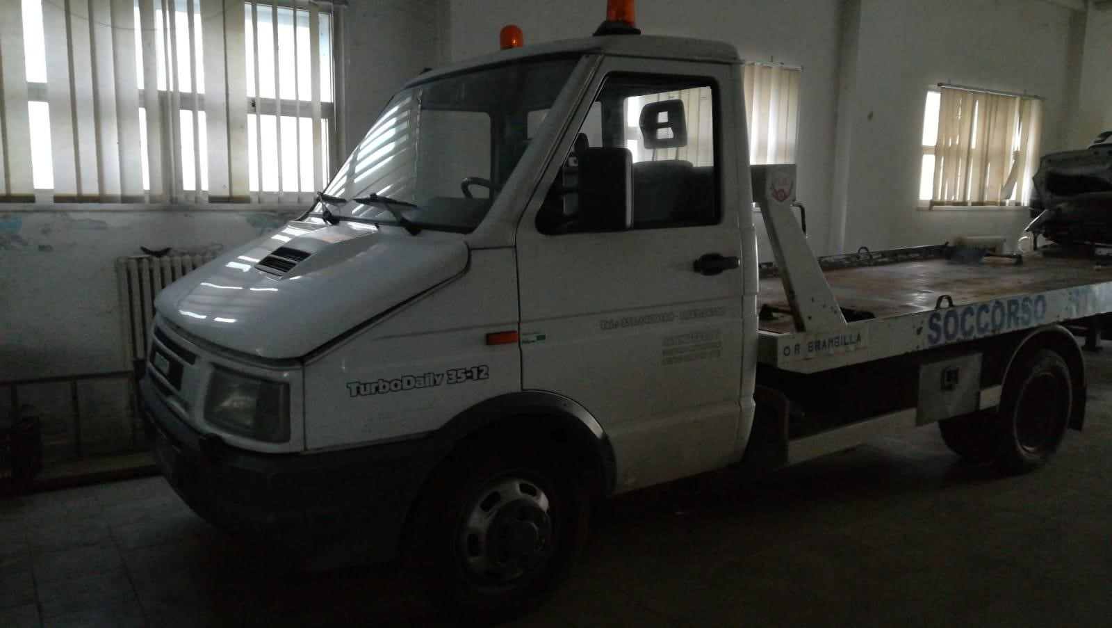 Iveco DAILY 35-12 #Used