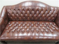 Tufted Sofa 34 x 52 x 23