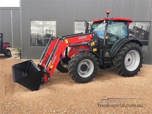 2019 Mccormick T100 Max Farm Machinery for Sale
