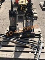 Pallet - Hand Tools, 2 Vacuums