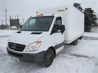2010 MERCEDES-BENZ SPRINTER 89956 KMS