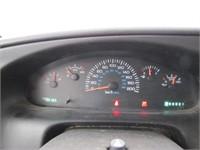 2001 DODGE B SERIES VAN 71000 KMS