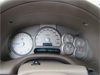 2004 BUICK RAINER 192619 KMS