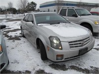 2007 CADILLAC CTS HI FEATURE 194431 KMS