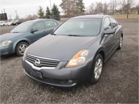 2007 NISSAN ALTIMA 2.5 287478 KMS