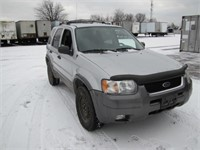 2004 FORD ESCAPE XLT 226556 KMS