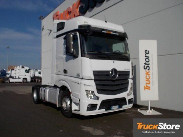 Mercedes-Benz ACTROS 1851 #Used