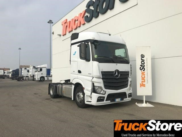 Mercedes-Benz ACTROS 1848 #Used