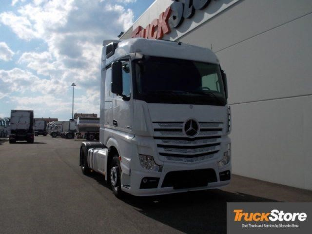 Mercedes-Benz ACTROS 1845 #Used