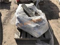 Pallet of Textured Stone Veneer