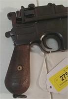 Broom handle Mauser