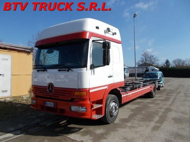 Mercedes-Benz 1228 #Used