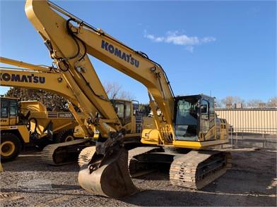 KOMATSU Excavators For Sale In Texas - 148 Listings