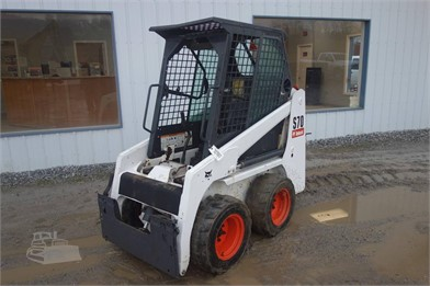 BOBCAT S70 Auction Results - 3 Listings | MachineryTrader co uk