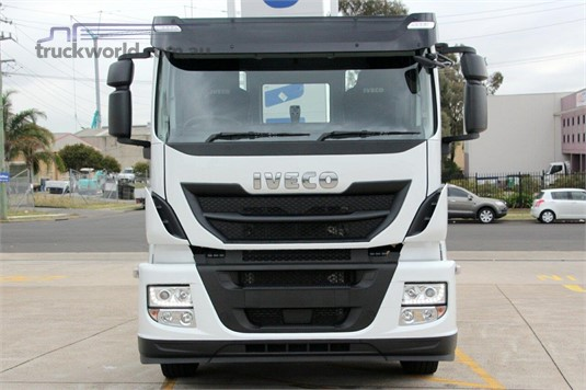 2018 Iveco Stralis - Trucks for Sale