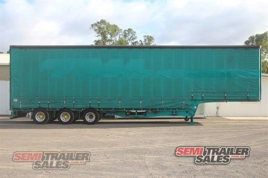 1997 Freighter Drop Deck Curtainsider Semi Trailer Sales  - Trailers for Sale