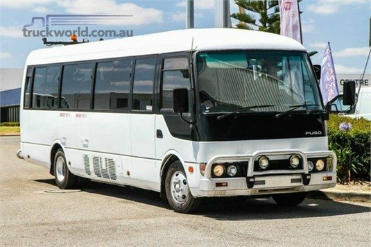 2010 Mitsubishi Rosa Bus Mini Coach