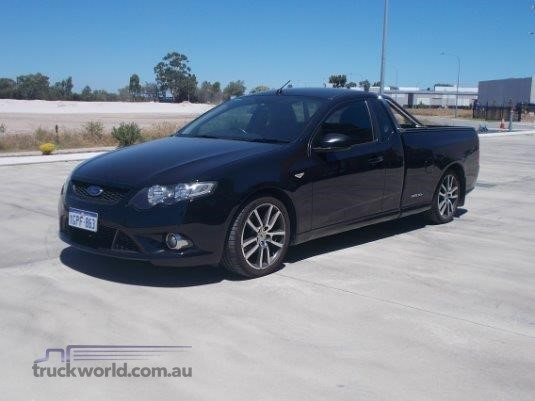 2011 Ford Falcon FG MkII XR6 Limited Edition West Coast Trucks and Commercials - Light Commercial for Sale