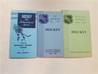 Nhl Hockey. Very Rare Collection Of Vintage