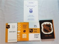 15 Hockey Publications. Nhl Rules  And Guides.