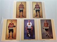 Vintage Nhl Hockey. Photos- Chicago Black Hawks.