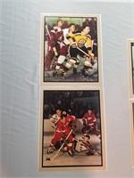 Original 6 Era Nhl Teams Action