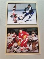 5 Original 6 Nhl Hockey Action Shots.remastered