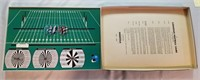 Canadian Football Board Game 1960's. Extremely