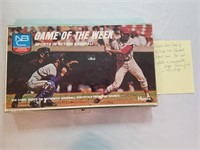 Hasbro 1969 Game Of The Week Nbc Baseball Board
