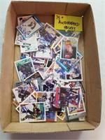 75 + Nhl Autographed Hockey Cards. No