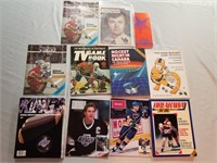 Nhl Nice Assortment Collection Of Various Hockey