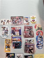Nhl Hockey. Assorted Kraft, Post, Jello. 17