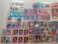 250+ Baseball Cards. 1980 + 1990's. Assorted